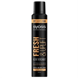 SYOSS KURU SAMPUAN 200 ML FRESH UPLIFT
